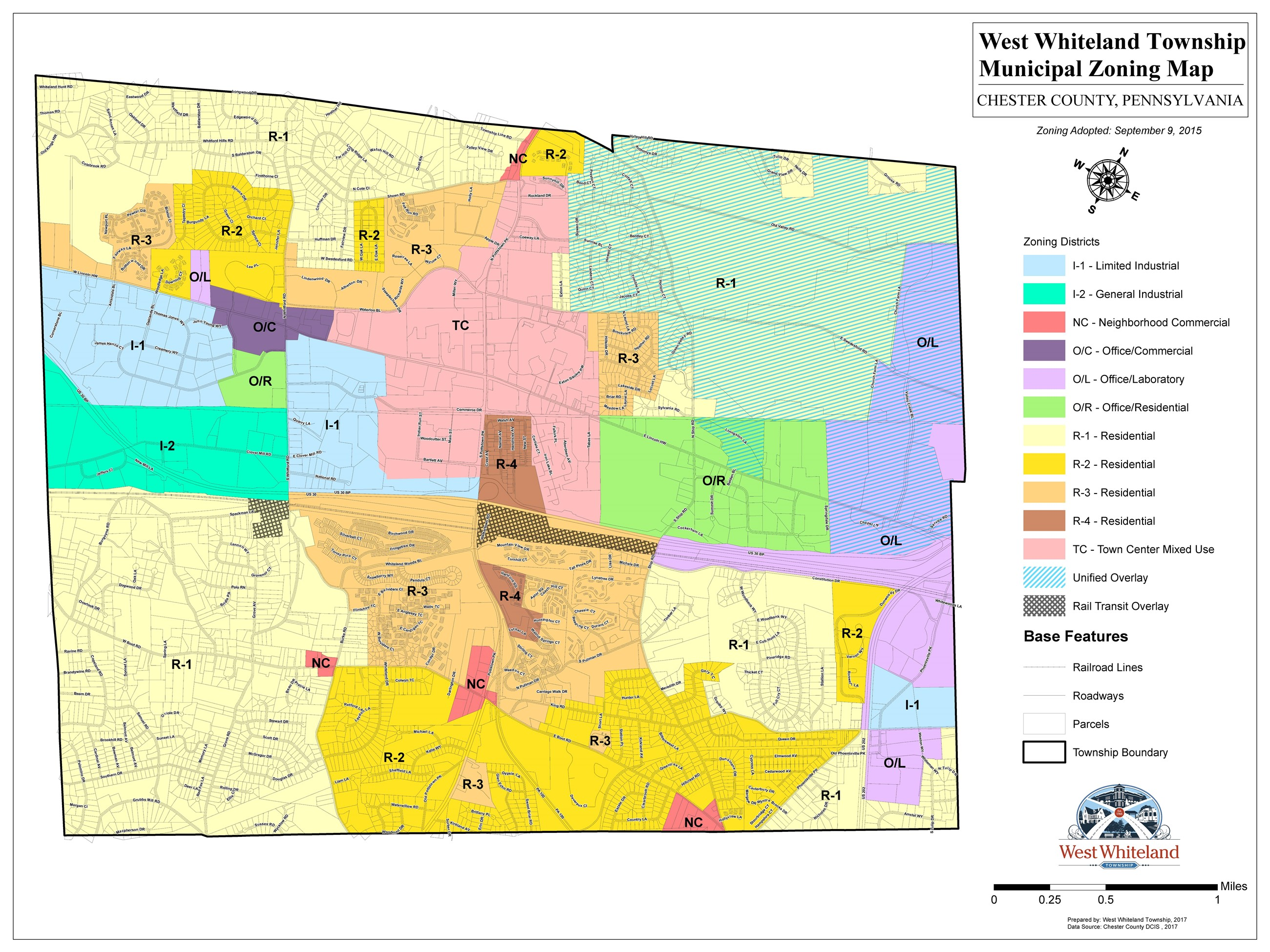Zoning Map Adopted